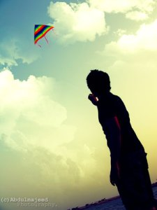 Kite_by_AbdulmajeedP